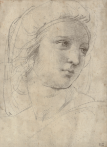 Head of a Muse