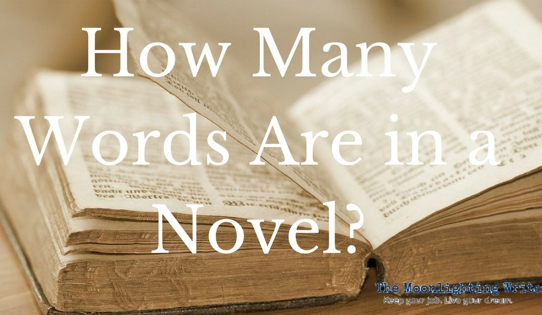 How Many Words Are in a Novel?