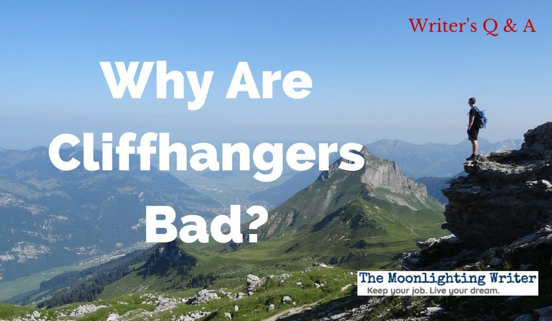Why Are Cliffhangers Bad?