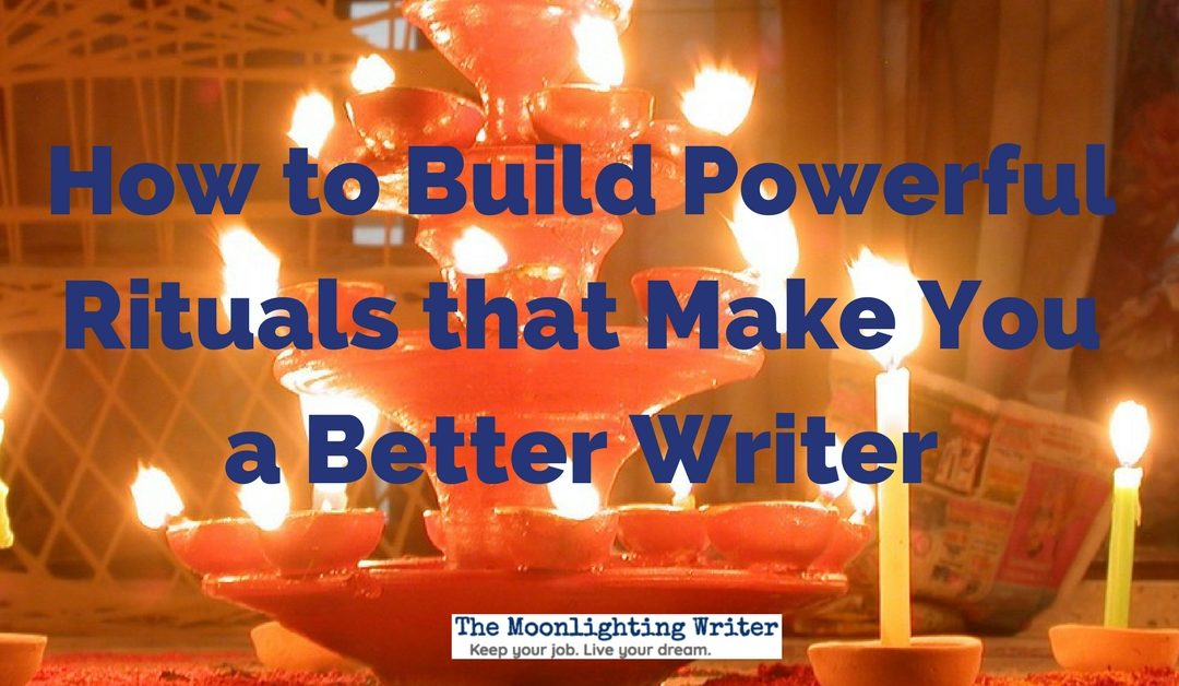Rituals for Writers
