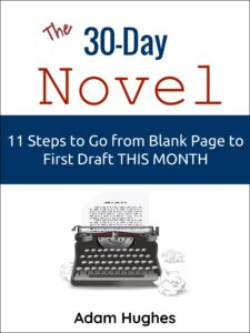 The 30-Day Novel - Cover