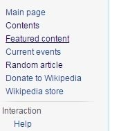 Wikipedia Featured Content